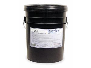 Rustlick Liquid,  Cutting Oil,  Synthetic,  5 gal.,  Pail Dark Green   75052