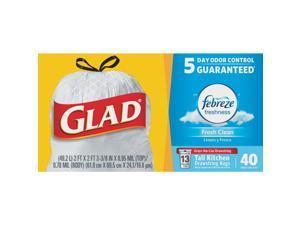 Glad Tall Kitchen Bag 40 BG/BX
