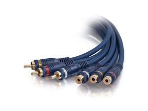 C2G/Cables to Go 29325 Velocity RCA Audio/Video Extension Cable (25 Feet)
