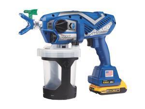 GRACO 17M363 Handheld Paint Sprayer,32 oz. Capacity