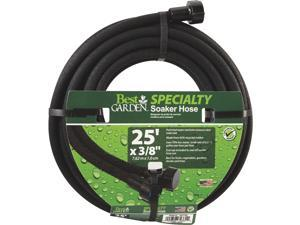 Best Garden 3/8 In. Dia. x 25 Ft. L. Soaker Hose DBSP38025