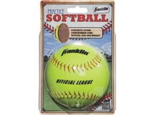 Franklin Sports Synthetic Softball 10981
