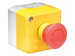 SCHNEIDER ELECTRIC XALK198H7 Push Button Cntrol Station,1NC,No Legend