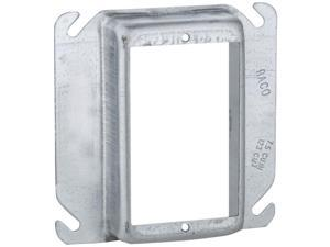 Hole Diameter 1-13//32 inch 58C5 Utility Box Cover T /& B Single Recept