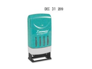 Xstamper VersaDater Pre-Inked Stamp 1 EA/BX