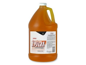 Dial 88047 Gold Antimicrobial Soap, Floral Fragrance, 1gal Bottle,1 Each