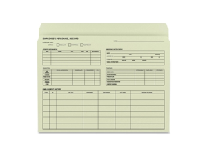 Smead Employee Record File Folder 77000