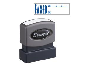 Xstamper Pre-Inked Stamp 12 EA/BX