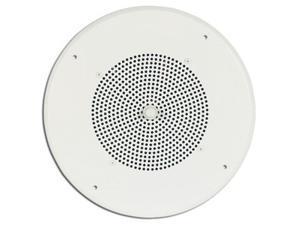Bogen S86T725PG8U Communications Ceiling Speaker (Bright White)