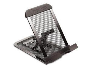 Rolodex Adjustable Mobile Device Mesh Stand Black 1866297