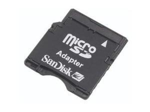 Sandisk MicroSD to MiniSD Adapter (Bulk Package)