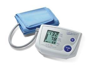 LifeSource UA-767PV One Step Auto Inflate Blood Pressure Monitor with Medium ...