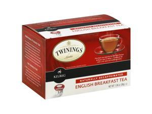 Twinings English Breakfast Decaf (6x12 CT)
