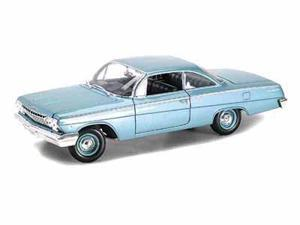 1962 Chevy Bel Air 1/18 Blue