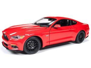 Auto World 1/18 2015 Ford Mustang GT Red