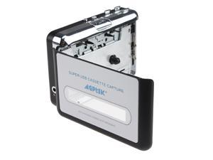 Tape to PC Recorder USB Walkman Cassette Player with Headset