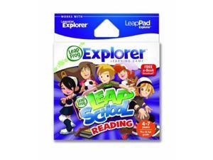 LeapFrog Explorer Learning Game LeapSchool Reading