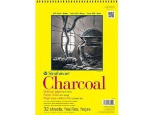 Strathmore 300 Series Charcoal Paper Pads 9 in. x 12 in. pad of 32