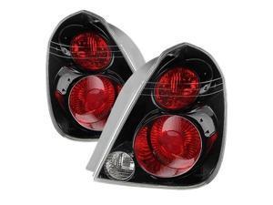 xTune ALT-JH-NA05-OE-BK OEM Style Tail Lights-Black 9029905
