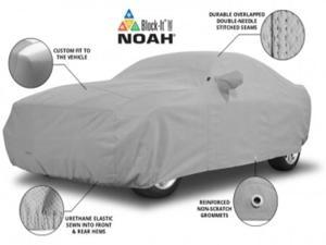 Covercraft Custom Fit NOAH Car Cover For 1969, 1970 Ford Mustang Fast Back Base / Mach 1 / Boss 429