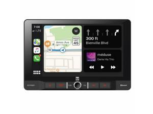 "Dual DCPA901 9"" Touchscreen Carplay Auto Digital Media Receiver In-Dash Receiver"