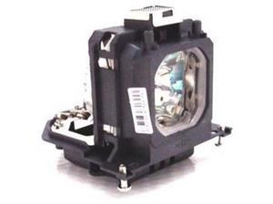 Sanyo PLV-Z2000 Projector Housing with Genuine Original OEM Bulb