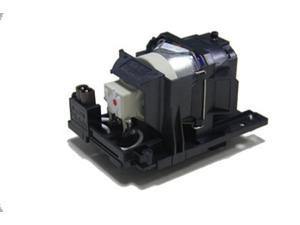 Hitachi CP-WX4021N Projector Housing with Genuine Original OEM Bulb