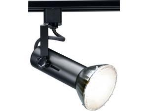 "Nuvo TH227 Black 1 Light - 2"" - Track Head - Universal Holder"