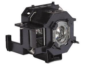Epson EX30 Projector Housing with Genuine Original OEM Bulb