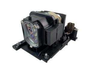 Viewsonic Pro9500 Projector Housing with Genuine Original OEM Bulb