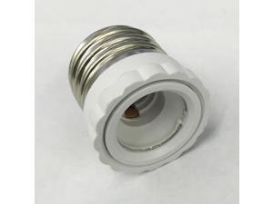 E26 Medium Socket to E12 Candelabra Adapter - E26 Male to E12 Female
