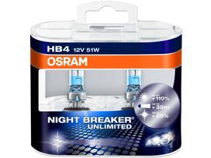 OSRAM Night Breaker Unlimited 9006 HB4 (Pair)