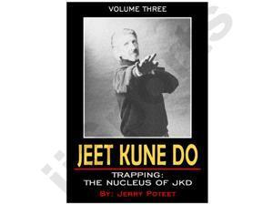 Jerry Poteet JKD 3 Trapping DVD Bruce Lee Jun Fan Jeet Kune Do MMA energy drills martial arts karate