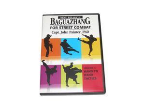 Nine Dragon Baguazhang Street Combat #3 Hand to Hand Tactics DVD John Painter BAG03-D