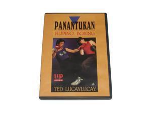 Panantukan DVD Ted Lucaylucay PANT-D filipino boxing escrima kali arnis
