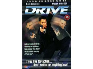Drive movie DVD Mark Dacascos sci fi martial arts