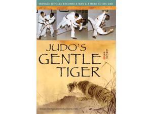 Judo's Gentle Tiger movie DVD 1970s George Harris karate kid RS0114