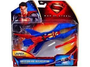 Superman Man of Steel the Movie: Superman Kryptonian Interceptor Vehicle