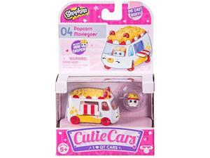 Shopkins Cutie Cars 04 Popcorn Moviegoer