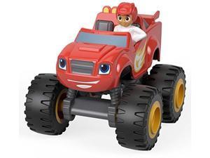 Fisher-Price Nickelodeon Blaze & the Monster Machines Vehicle, Blaze & AJ