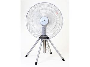 Sunpentown SF-1816 3-Speed Heavy-Duty 18-Inch Fan