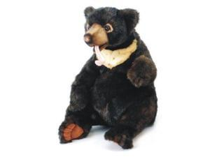 Hansa Sun Bear, Sitting Stuffed Plush Animal