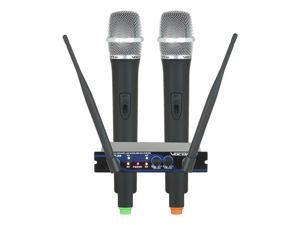 VocoPro UHF-28 Dual Channel Wireless Mic System - New