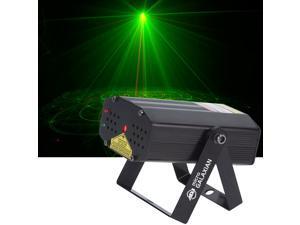 American DJ Micro Galaxian Red and Green Laser
