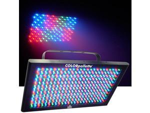 Chauvet LED-PALET RGB Color LED DMX Bank Light LED Stage Color Changer & Color Wash