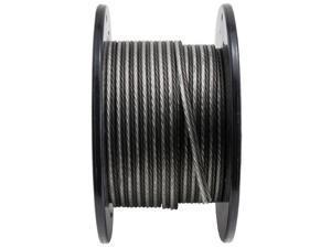 Rockford Fosgate RFW12-250 - 12 AWG Speaker Wire 250 ft Spool Frosted