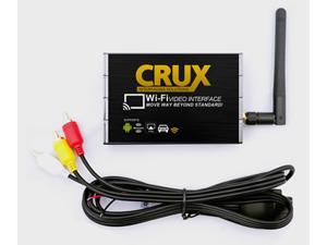 The CRUX WVICH-03M is a Wi-Fi Connectivity & OEM Integration kit for Select Chrysler, Dodge and Jeep vehicles with MYGIG Radio Systems