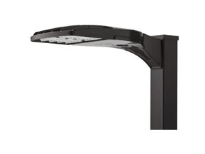 Lithonia DSX0-LED-40C-700-40K-T3M-480-SPA-DNAXD LED Area Luminaire 40 LED, 700mA, 4000K, Type III Medium, 480V, Square Pole Mounting, Natural Aluminum