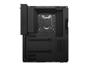 NZXT N7 Z490 Matte Black NZT-N7-Z49XT-B1 LGA 1200 Intel Z490 SATA 6Gb/s ATX Intel Motherboard
