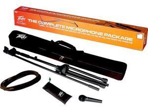 Peavey PV-MSP1 XLR Microphone Package